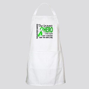 Bravest Hero I Knew Muscular Dystrophy Apron