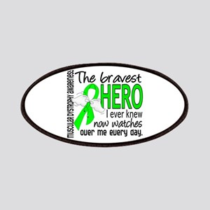 Bravest Hero I Knew Muscular Dystrophy Patches