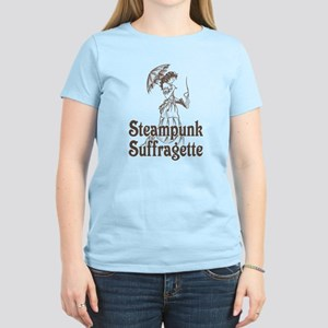 Steampunk Suffragette Women's T-Shirt