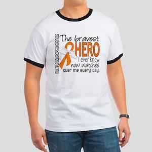 Bravest Hero I Knew Multiple Sclerosis Ringer T