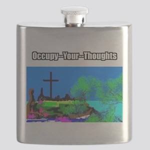 Occupy Thoughts Flask