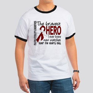 Bravest Hero I Knew Multiple Myeloma Ringer T