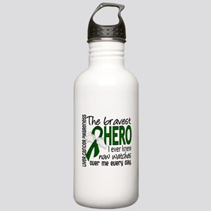 Bravest Hero I Knew Liver Cancer Stainless Water B