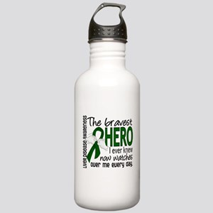 Bravest Hero I Knew Liver Disease Stainless Water