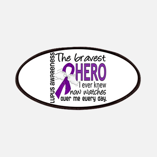 Bravest Hero I Knew Lupus Patches
