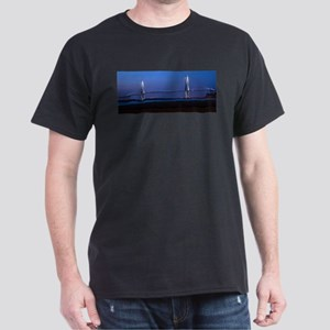 Charleston Bridge Black T-Shirt