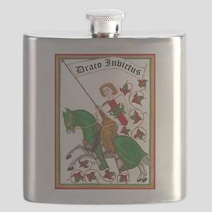 Draco Invictus Flask