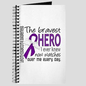 Bravest Hero I Knew Leiomyosarcoma Journal