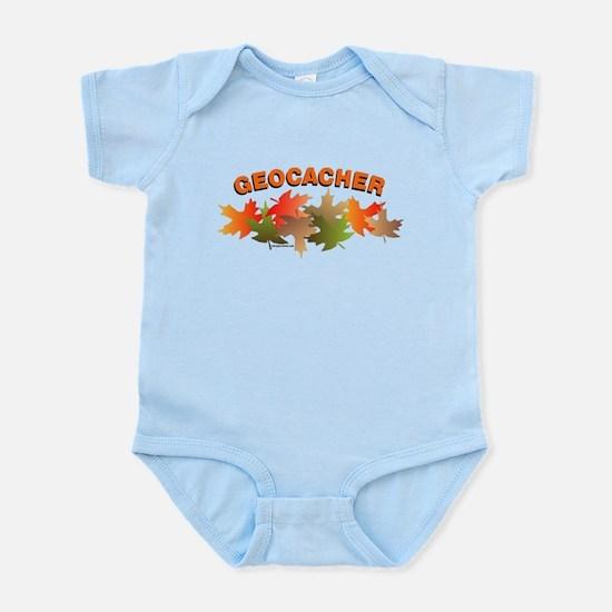 Autumn Geocacher Infant Bodysuit