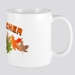 Autumn Geocacher Mug