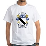 Bunkell Coat of Arms White T-Shirt