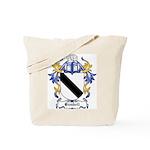 Bunkell Coat of Arms Tote Bag