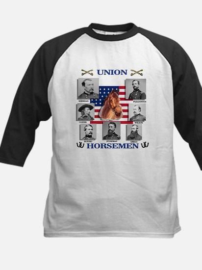Union Horsemen Kids Baseball Jersey