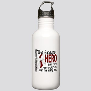 Bravest Hero I Knew Head and Neck Cancer Stainless