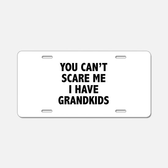 You can't scare me.I have grandkids. Aluminum Lice