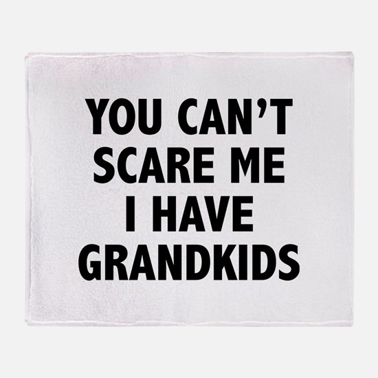You can't scare me.I have grandkids. Stadium Blan