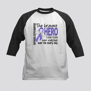 Bravest Hero I Knew Esophageal Cancer Kids Basebal