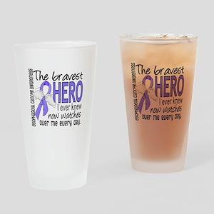 Bravest Hero I Knew Esophageal Cancer Drinking Gla