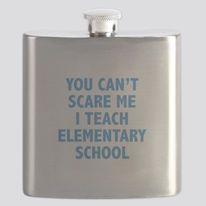You can't scare me. I teach elementary school. Fla