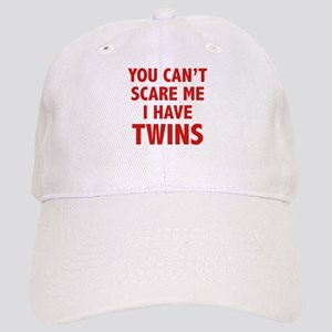 You can't scare me. I have twins. Cap