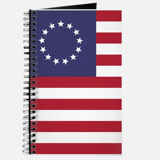 Betsy Ross Flag (CB) Journal