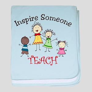 Inspire Someone baby blanket