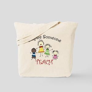 Inspire Someone Tote Bag