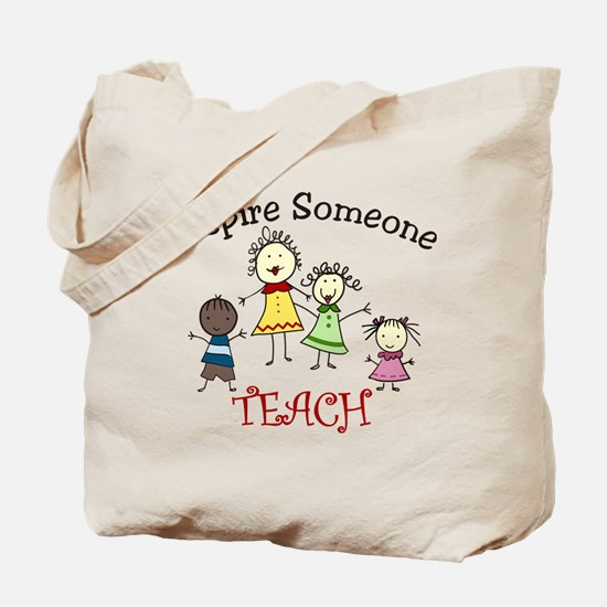 Inspire Someone Tote Bag