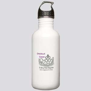 Checkout Queen Stainless Water Bottle 1.0L
