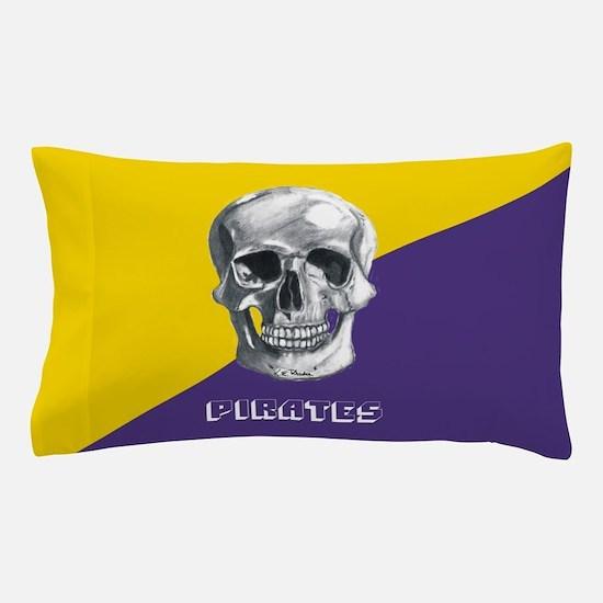 Pirates Pillow Case