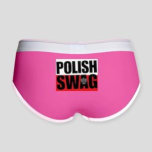 Polish Swag Women's Boy Brief