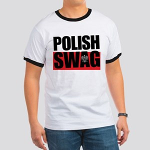 Polish Swag Ringer T