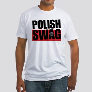 Polish Swag Fitted T-Shirt