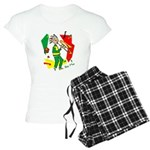 Ska Mon Women's Light Pajamas