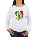 Ska Mon Women's Long Sleeve T-Shirt