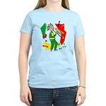 Ska Mon Women's Light T-Shirt