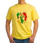 Ska Mon Yellow T-Shirt