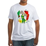 Ska Mon Fitted T-Shirt