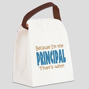 PRINCIPAL Canvas Lunch Bag