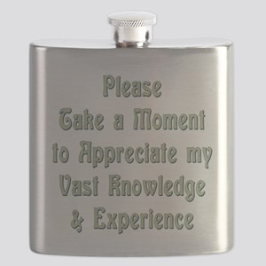 vast knowledge Flask