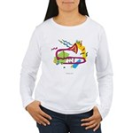 Bone apArt Women's Long Sleeve T-Shirt