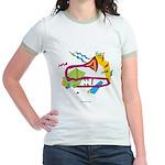 Bone apArt Jr. Ringer T-Shirt
