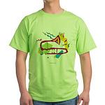 Bone apArt Green T-Shirt