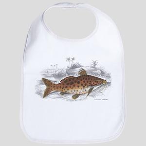 Catfish Fish Bib