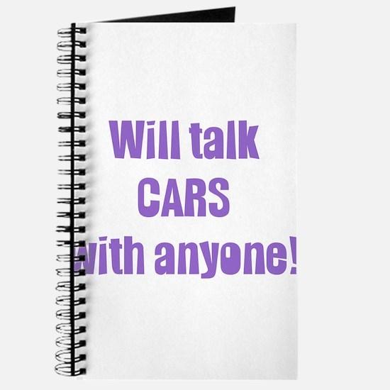 talk cars Journal
