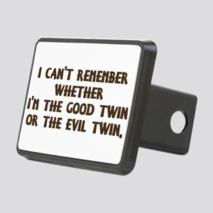 Good Twin or Evil Twin? Rectangular Hitch Cover