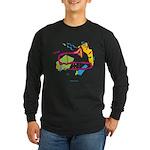 Bone apArt Long Sleeve Dark T-Shirt