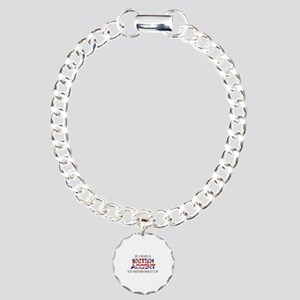 If I Had A British Accent Charm Bracelet, One Char