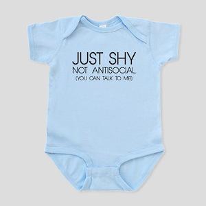 Just Shy Infant Bodysuit