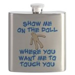 Show Me On The Doll Flask